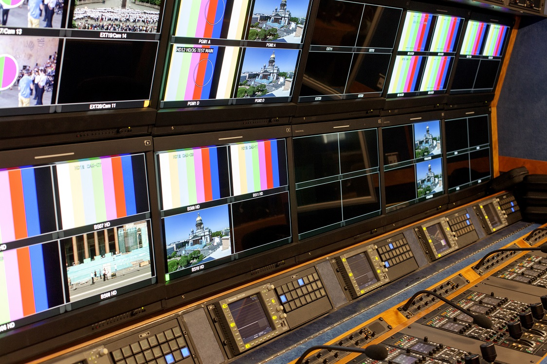 Broadcast Control Room System