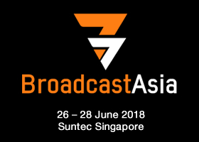 2018/6/26 - 6/28<br>Ikegami APAC to Exhibit Latest Cameras, Monitors  and Transmission Equipment at Broadcast Asia 2018