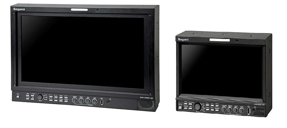 [New Product] HLM-1760WR/960WR HDTV/SDTV Full HD Multi-format LCD Monitor