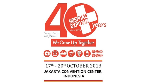 2018/10/17-2018/10/20<br>Indonesian Hospital Expo 2018
