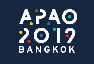 2019/3/6-3/9<br>APAO 2019 - Asia-Pacific Academy of Ophthalmology