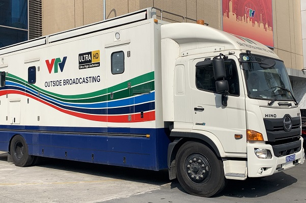 6/24/2021<br>VTV Chooses Six 4K Camera Systems for its First 4K UHD OB Vehicle